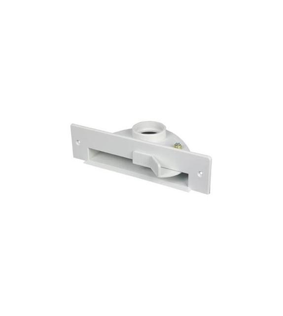Podlahový vstup VAC-PAN - bílý