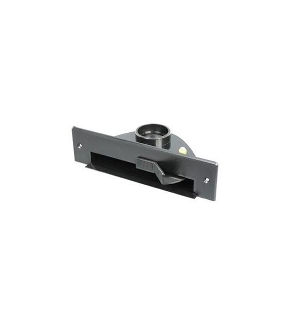 Podlahový vstup VAC-PAN černý