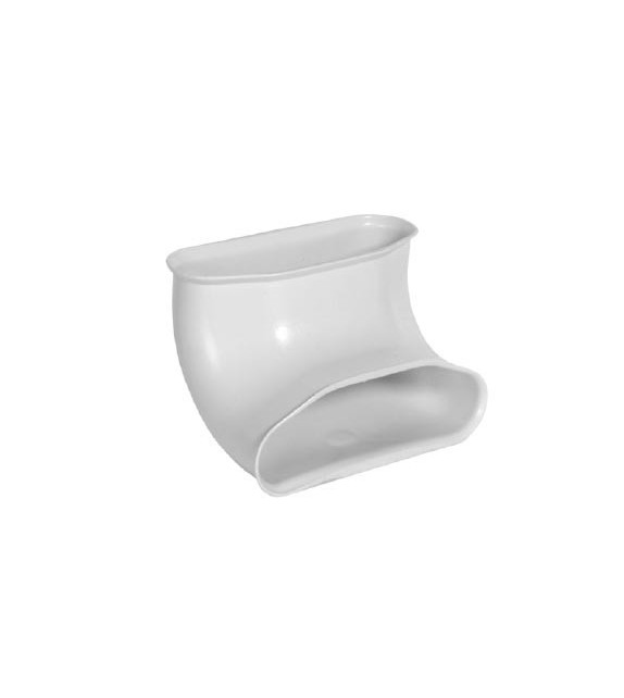 Vertikální koleno Optiflex 132 x 52 mm