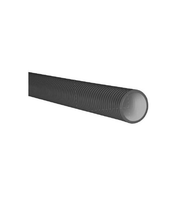 Flexibilní potrubí Optiflex D90 černé, 50 m
