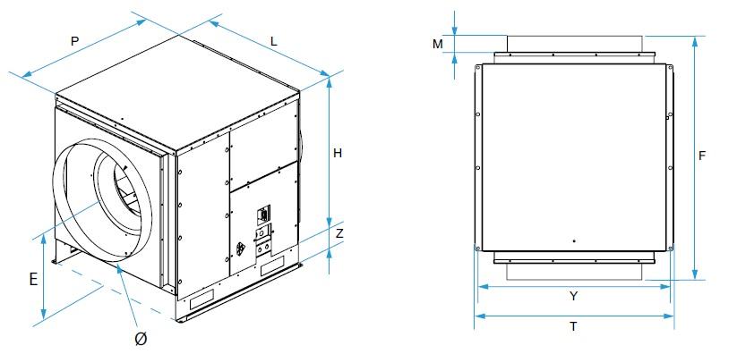 EasyVEC standard rozměry